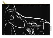Black Passion Carry-all Pouch
