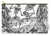 Black Plague, 1493 Carry-all Pouch