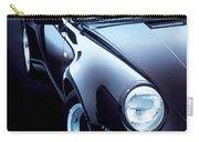 Black Porsche Turbo Carry-all Pouch