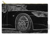 Black S2000 Carry-all Pouch