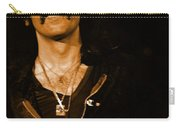 Black Sabbath #46 Enhanced In Amber Carry-all Pouch