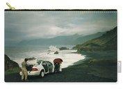 Black Sands Beach Carry-all Pouch