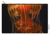 Black Sea Nettle Carry-all Pouch