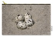 Black Skimmer Eggs Carry-all Pouch