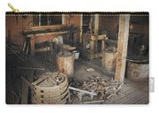 Black Smith Shop In Fort Edmonton Carry-all Pouch