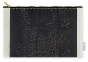 Black Square Carry-all Pouch by Kazimir Malevich