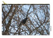 Black  Starling Carry-all Pouch