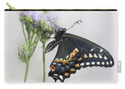 Black Swallowtail II Carry-all Pouch