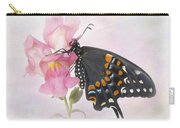 Black Swallowtail Iv Carry-all Pouch