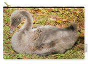 Black Swan Cygnet Carry-all Pouch