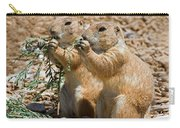 Black Tail Prairie Dogs Carry-all Pouch