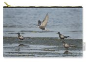 Black Terns Carry-all Pouch