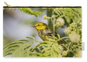 Black-throated Gren Warbler Carry-all Pouch