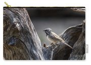 Black Throated Sparrow Carry-all Pouch