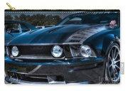 Black Truefiber Mustang Carry-all Pouch