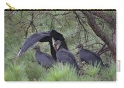 Black Vultures II Carry-all Pouch