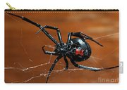 Black Widow Spider Carry-all Pouch