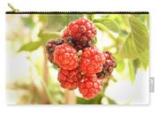 Blackberries Ripening Carry-all Pouch
