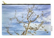 Blackbirds In A Tree Carry-all Pouch
