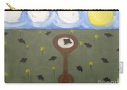 Blackbirds Carry-all Pouch by Patrick J Murphy