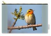 Blackburnian Warbler Carry-all Pouch