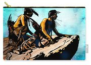 Blackfeet Scouts Carry-all Pouch