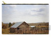 The Blackfoot Barn Carry-all Pouch