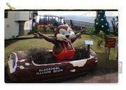 Blackpool Pleasure Beach Lancashire England Carry-all Pouch