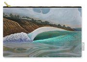 Blacks Beach Carry-all Pouch by Nathan Ledyard