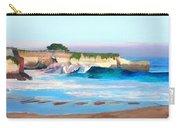 Blacks Beach - Santa Cruz Carry-all Pouch
