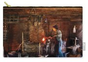 Blacksmith - Cooking With The Smith's  Carry-all Pouch by Mike Savad