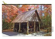 Blacksmith Shop In The Fall Carry-all Pouch
