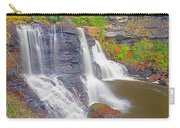Blackwater Falls Closeup Carry-all Pouch
