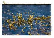 Bladder Seaweed, Fucus Vesiculosus Carry-all Pouch