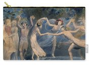 Blake: Fairies, C1786 Carry-all Pouch
