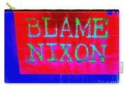 Blame Nixon Carry-all Pouch