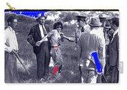 Blanche Barrow Captured July 24 1933 Dexfield Park Missouri  Carry-all Pouch