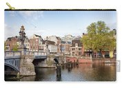 Blauwbrug In Amsterdam Carry-all Pouch
