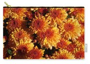 Blaze Of Flowers Carry-all Pouch