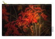 Blaze Of Leaves Carry-all Pouch