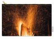 Blazing Bonfire Carry-all Pouch