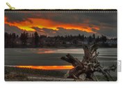 Blazing Sunset II Carry-all Pouch