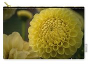 Blazing Yellow Dahlia Carry-all Pouch