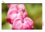 Bleeding Heart Blossom  Carry-all Pouch
