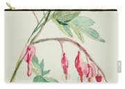 Bleeding Hearts IIi Carry-all Pouch