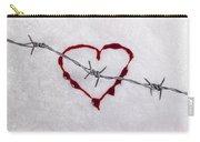 Bleeding Love Carry-all Pouch