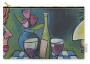 Blind Date With Wine Carry-all Pouch