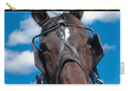 Blinders Because All Distractions Are Equal Carry-all Pouch