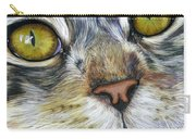 Stunning Cat Painting Carry-all Pouch