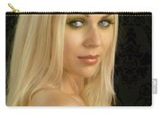 Blonde Beauty Carry-all Pouch